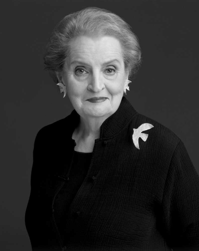 MadelineAlbright