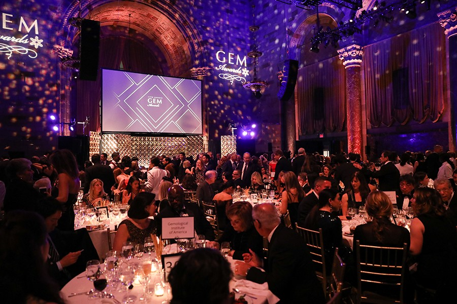 10 GEM Awards is held each year at Cipriani 42nd Street in New York BFA 26441 3263757